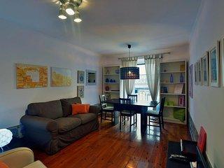 Norte Place apartment in Baixa/Chiado with WiFi.