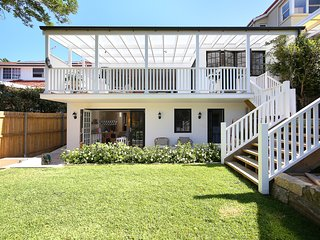 Sweet Hampton's style family home Manly Vale