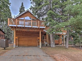 NEW! 5BR South Lake Tahoe House in Prime Location!