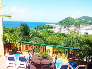 St. Lucia holiday rental in Gros Islet Quarter, Cap Estate