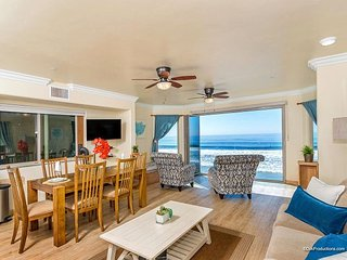 Lovely Brand New Oceanfront 2br Unit Designer Decorated & A/C Equipped