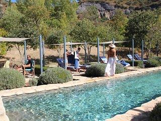 Luxury Villa Rental in Andalucia: La Cazalla de Ronda