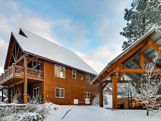 Remarkable Home w/ Great Views Nr Suncadia! Hot Tub, Game Rm*3rd Nt FREE