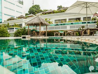 Apartment with Swimming pool, 200 metres from Silver Beach, Lamai Beach