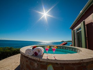 Honeymoon Cottage at Point Elizabeth, Christiansted