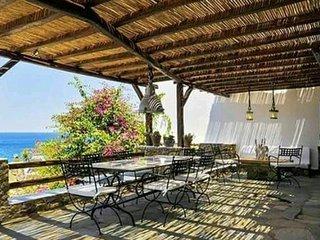 White Villa in Mykonos