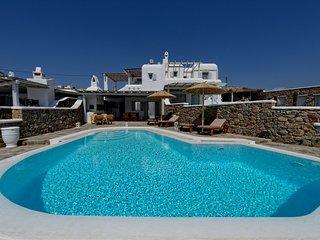 Cycladic Vista Villa