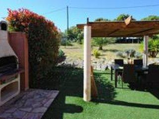 Terrasse mini villa