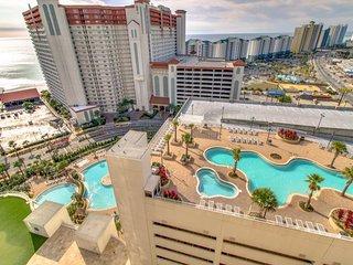 17th-floor condo w/amazing views, shared pool & beach access - snowbirds welcome