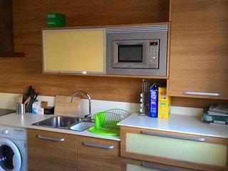 Alquiler apartamento para estancias cortas y fines de semana.