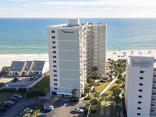 2BR, 2BA Orange Beach Condo at Tradewinds Complex w/ Pool, Gulf-View Balcony