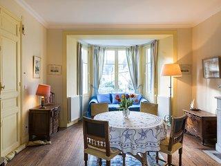 Appartement dans Villa, Saint Malo, à 100m des Thermes Marins & de la plage