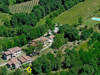 Apartment with 4 bedrooms (MY7), Monteleone d'Orvieto
