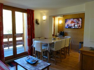 Superb duplex for 8 people, Valloire