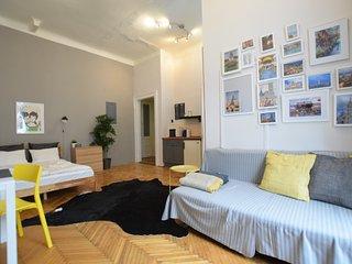 Hi5 Apartment 04, Boedapest