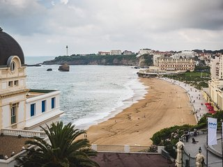 4 bedroom Apartment in Biarritz, Nouvelle-Aquitaine, France : ref 5248757