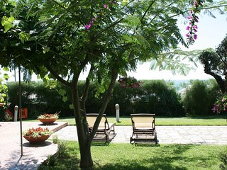 Villa Baratta  - right on the beach, Marina di Ascea