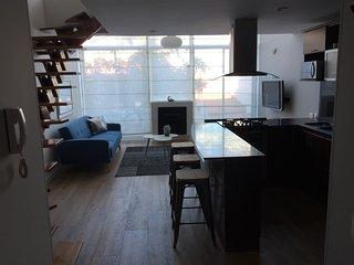 Furnished Studio Apartment in Bogota