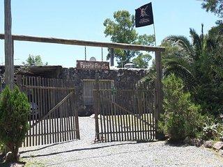 Fuerte Pirata, La Barra