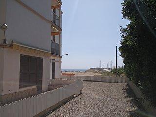 Apartamento en 1ª Linea de Mar, Roda de Bara