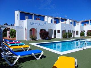 Ses Orenetes | Apartamento con piscina en Menorca.