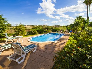 Coscos - Beautiful house with pool and a wonderful dinning room next to the pool, Santa Margalida