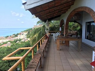Casa Los Arcos - North Side - Amazing Views, Sayulita