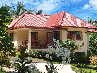Superior 2 bedroom Villa in Resort with swimming pool, Choeng Mon