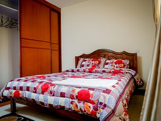 CLASSIC  APARTMENT - close to the Nairobi city centre &  JKIA airport.