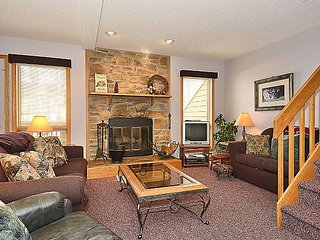 Airy and bright 3 bedroom condo located in Canaan Valley, WV!