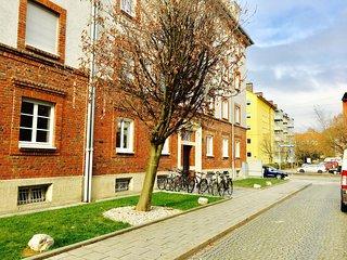 Central Apartment Laim, Múnich
