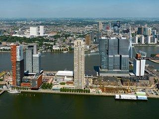Best Skyline in Europe, Rotterdam