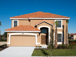 6 Bed Pool Home with GR, Spa, Internet Fr $140nt, Orlando