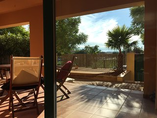 Wonderful sunny, 2 bedroom garden flat near Javea Port, Jávea