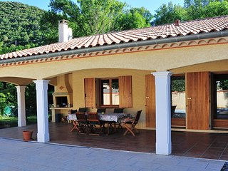 villa in the foothills of the Pyranees, Quillan