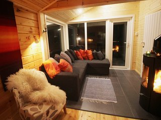 Alma Arktika riverside cottage 2, Nuorgam