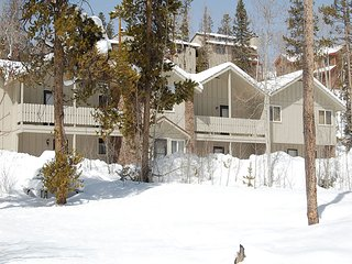 Hideaway Village Alpine 4, Winter Park