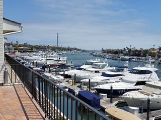 Condo on Newport Harbor, Corona del Mar