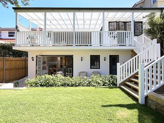 Sweet Hampton's style family home Manly Vale, Balgowlah