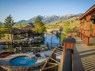 Studio at The David Walleys Hot Springs Resort