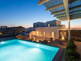 Mykonos Holiday Villa Santa Sofia