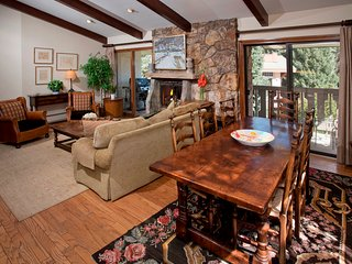 3 Br/3Ba In Vail Village, Includes Access To Lodge At Vail ~ RA133248