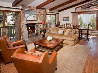 Large 3Br Residence w/ Fire Place to Discover Summer in Vail