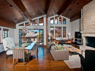 Gorgeous 5 Br Private Chalet in Vail Village, Sleeps 14!