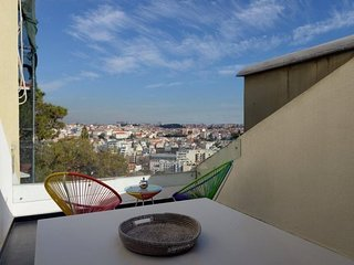 Royal Terrace Principe Real apartment in Bairro A…, Lisboa