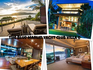 The Blue Marlin Yacht Club Villa 6 On Hamilton Island, Isla de Hamilton