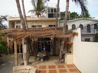 STONE ISLAND, Maz. 100% SAFE, WATERFRONT, NEWLY BUILT, PRIVATE W/JACUZZI, Mazatlan