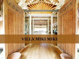 MOOREA - Villa Miki Miki 16 pax, Moorea