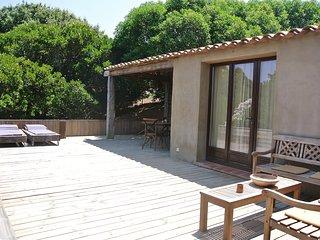 Petite maison proche des plages de Sant'Amanza