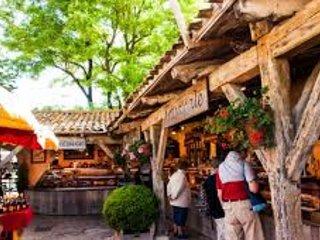 El mercado medieval (todos los días)
